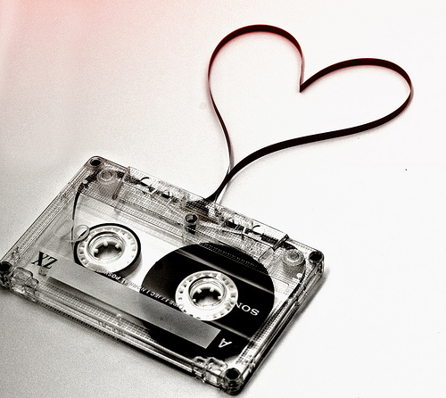 la playlist saint valentin