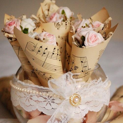 Mon mariage sur le th me de la musique - Site de loisirs creatifs pas cher ...