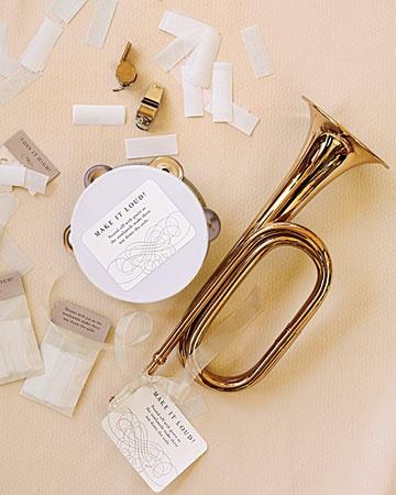 mariage musique trompette