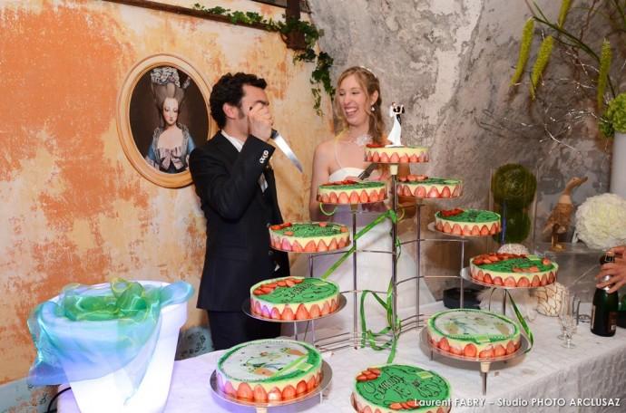 Le mariage franco-italien de Florence et Claudio - Mariage.com