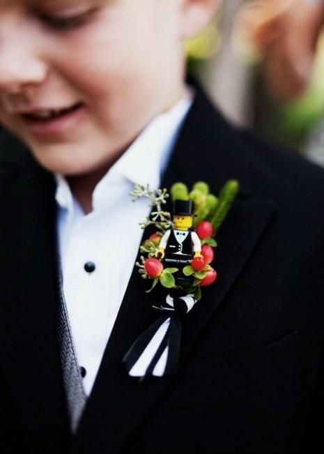 Toys For Boys Wedding : Un mariage en lego c est bien plus rigolo