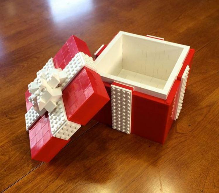 Un mariage en Lego  C'est bien plus rigolo !3