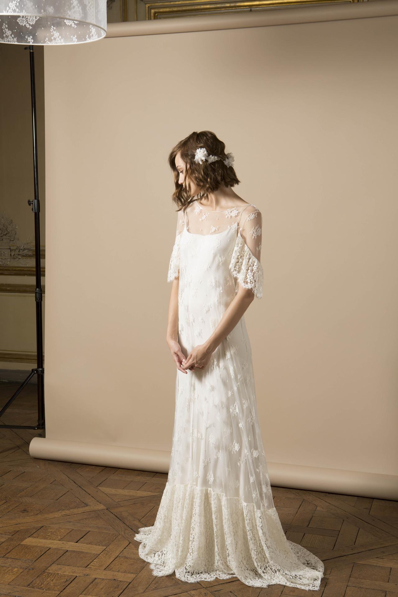 La robe de mariée tendance vintage a la cote - Mariage.com