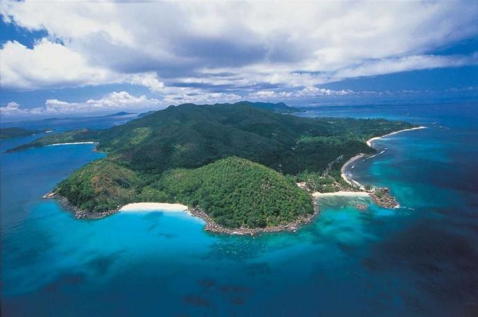 les seychelles l'ile de praslin
