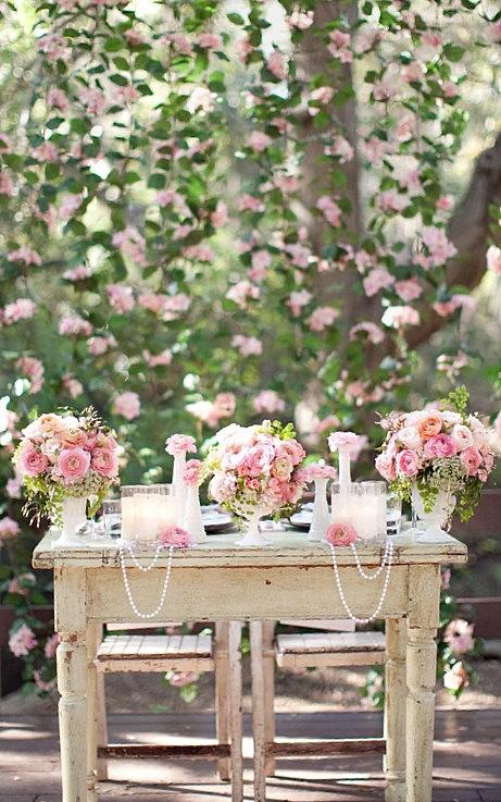 mariage vie en rose