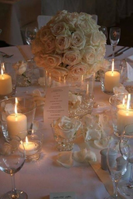 table mariage oriental