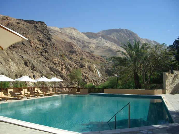 hotel style oasis en Jordanie