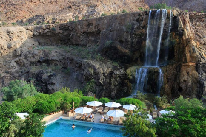 hotel romantique en jordanie