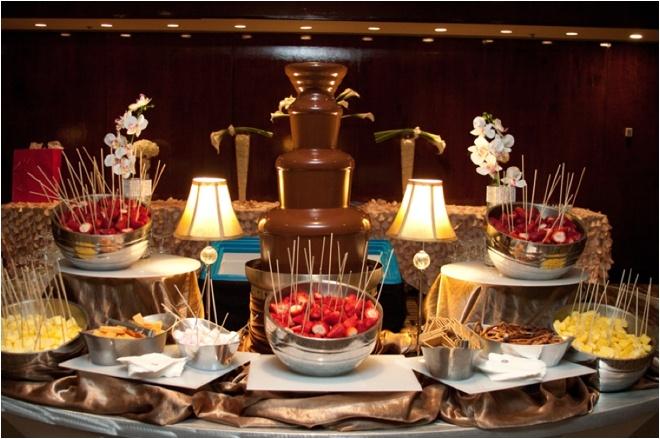 la fontaine de chocolat ou le dessert qui fera chavirer le cur de tous vos gourmands - Fontaine Gateau Mariage