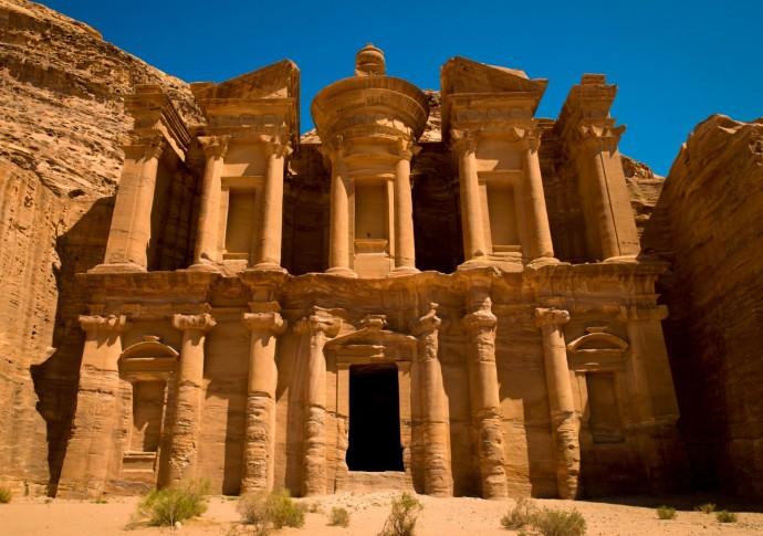 Temple Jordanien