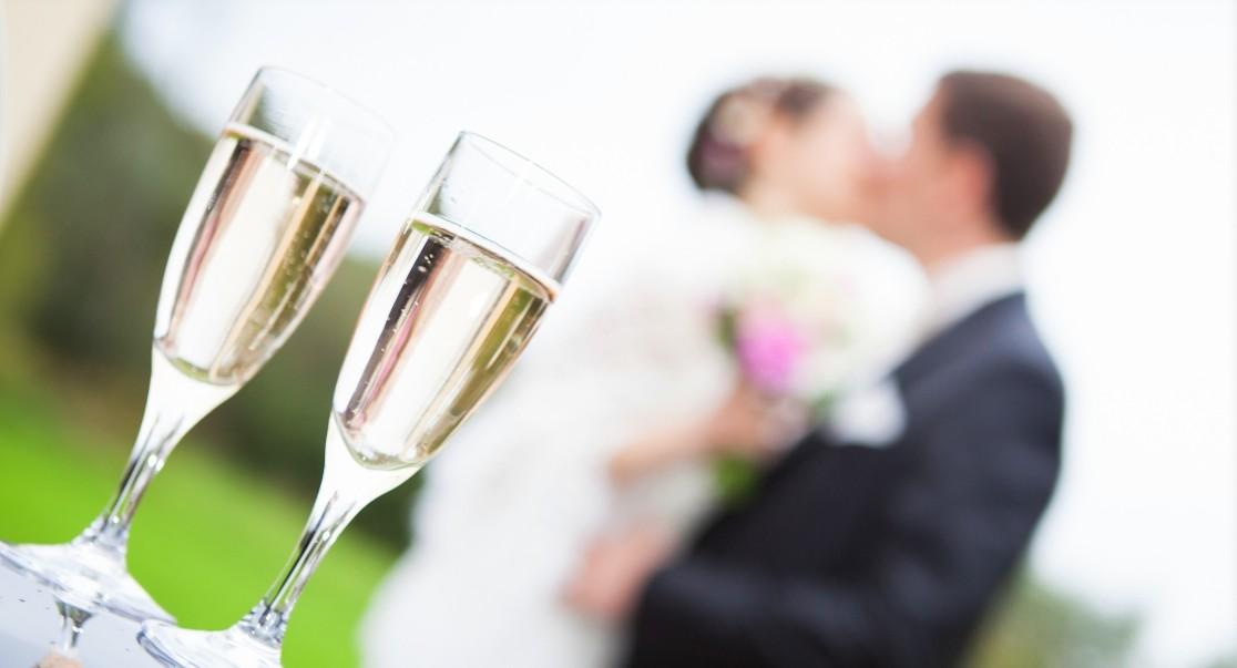 Le mariage rétro de Pauline et de Matthieu