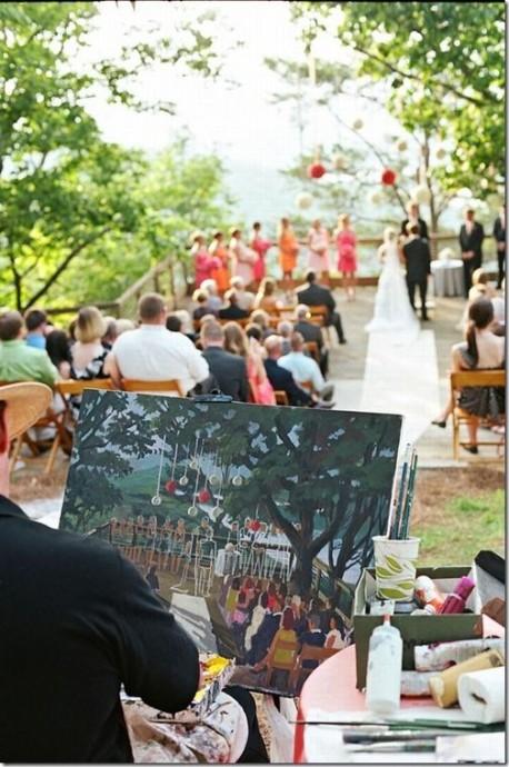 artiste du mariage