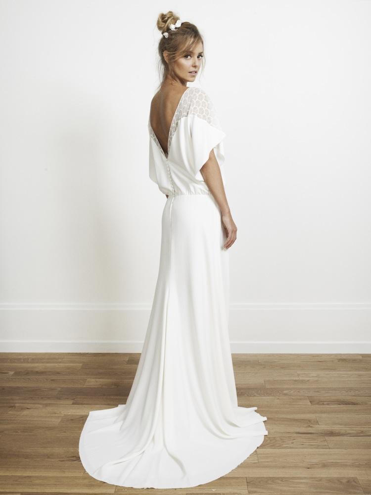 D voile moi le dos de ta robe de mari e je te dirai qui for Robes de mariage haut de gamme