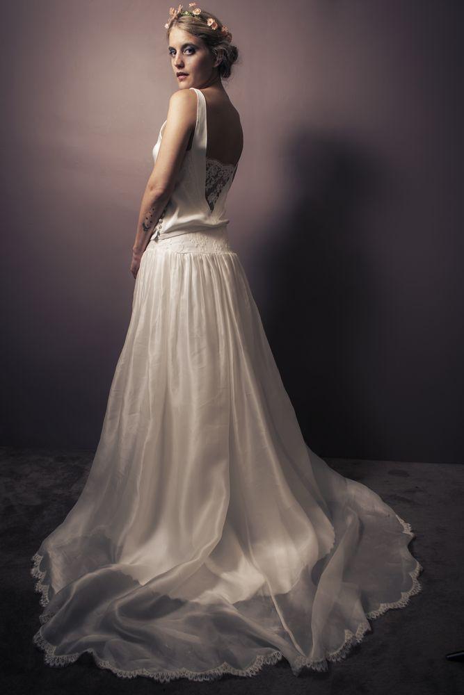 d voile moi le dos de ta robe de mari e je te dirai qui tu es. Black Bedroom Furniture Sets. Home Design Ideas