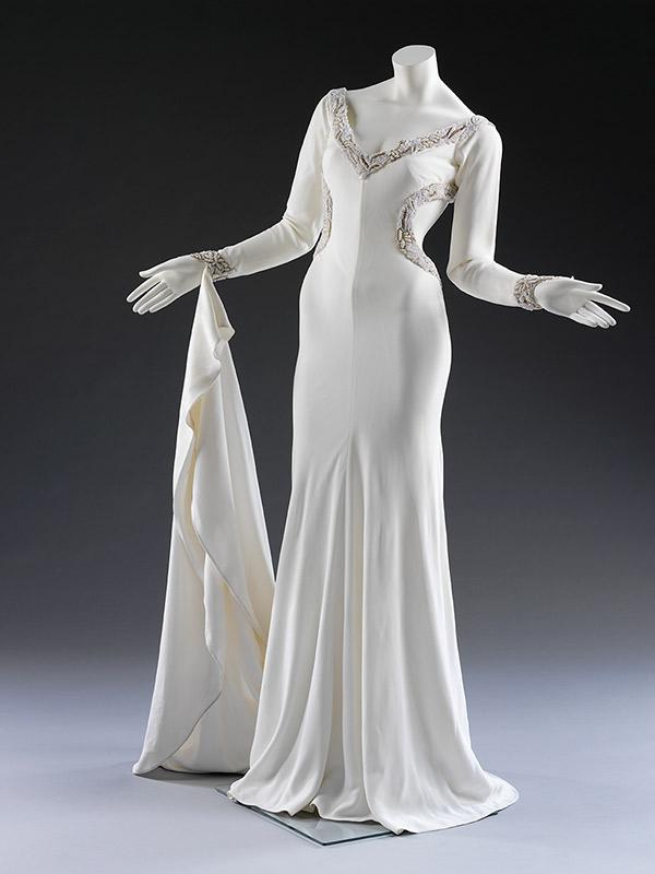 1992 : La robe de mariée de Lisa Buthcher