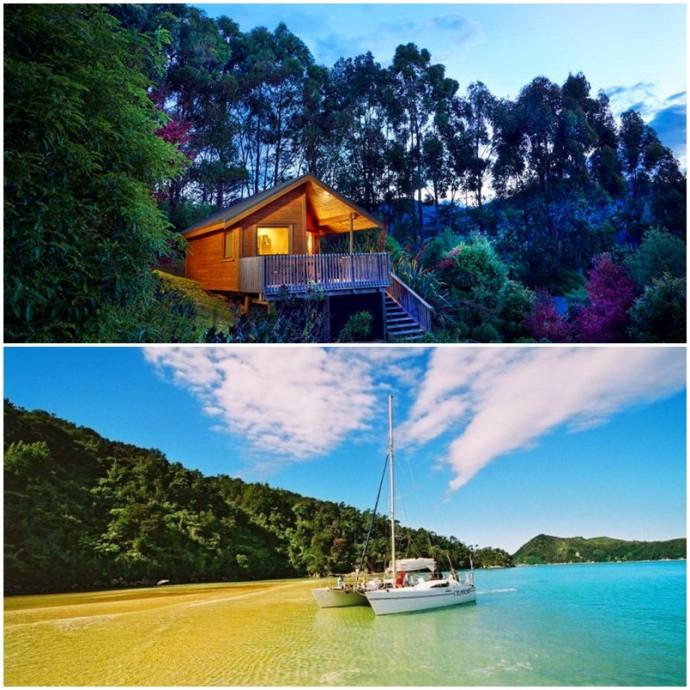 Resurgence Lodge Nouvelle Zelande