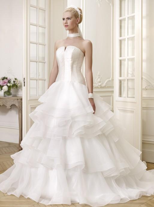 ma robe de mariee bustier comment faire le bon choix 8f1ec0d4d03