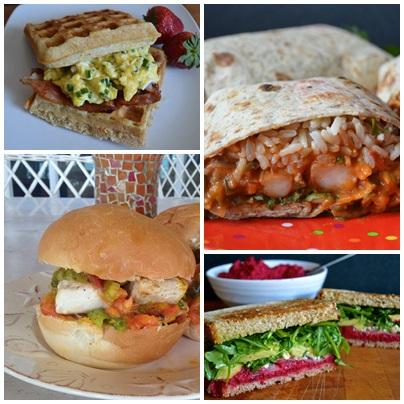 planche sandwichs