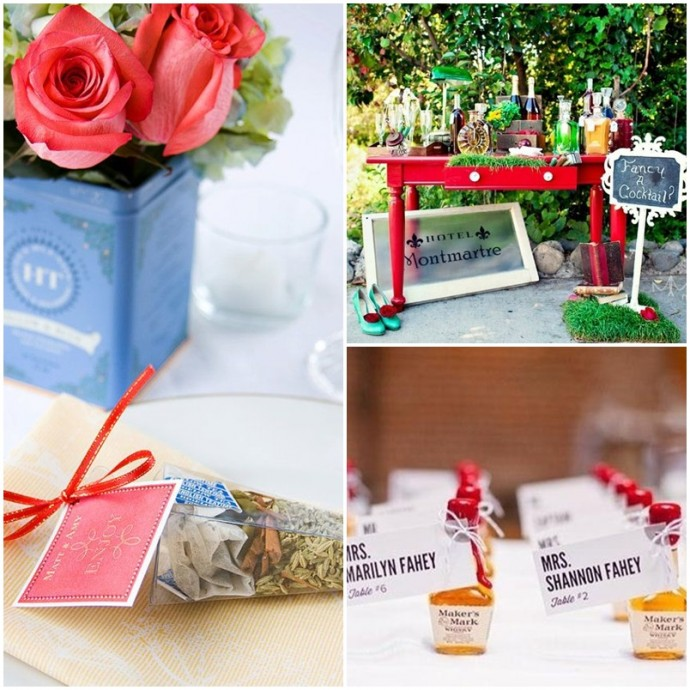 idees deco mariage exotique