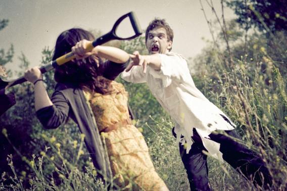 attaque de zombie 5