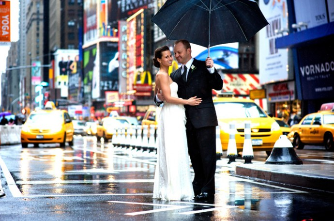 Laura and Ryan get married in NYC