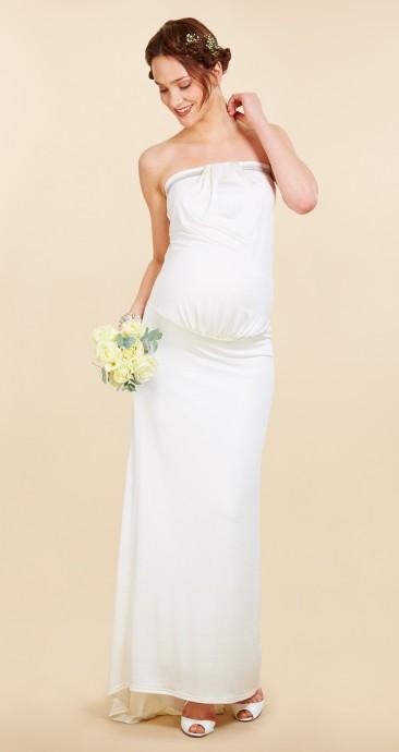 Enceinte ? Notre sélection de robe de mariée pour future maman ...