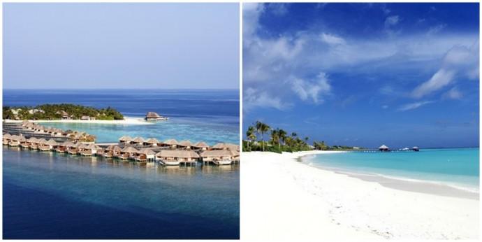Atout charme voyage de noces aux Maldives