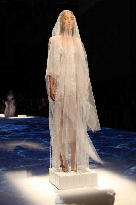 Lan Yu robe de mariee haute couture