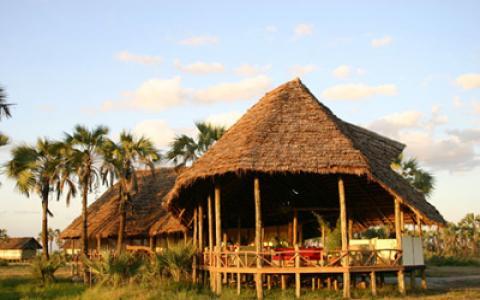 Tanzanie - Maramboi Tented Camp