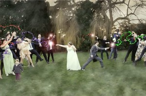 Mariage Harry Potter 1
