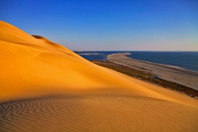 Namibie - desert de Namib