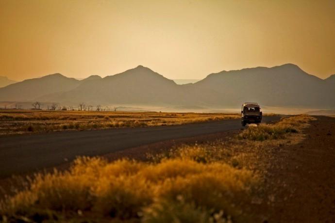 Le tour de la Namibie en autotour