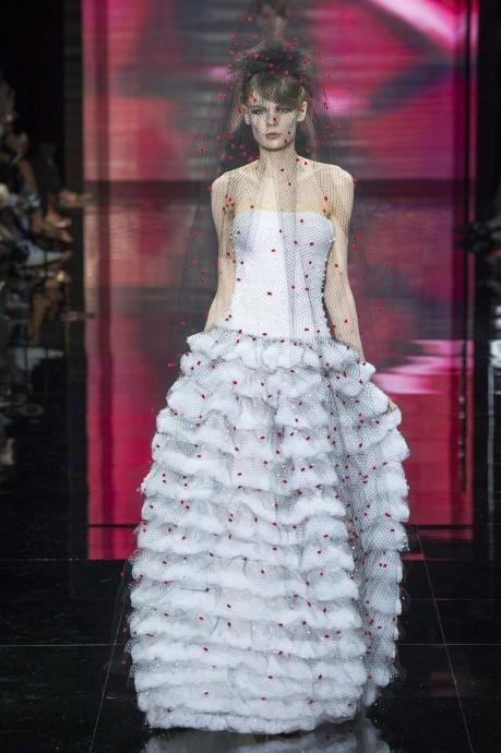 armani prive robe de marie haute couture