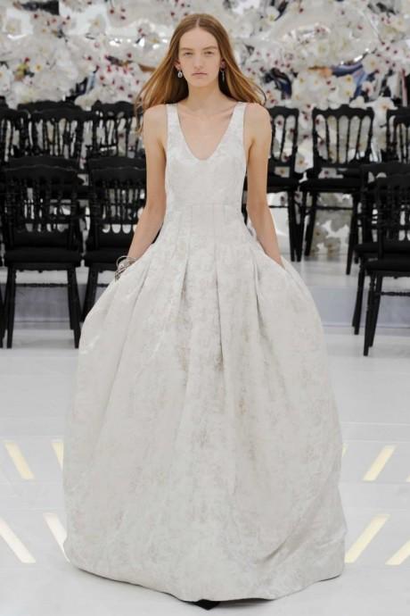 christian dior robe de mariee haute couture