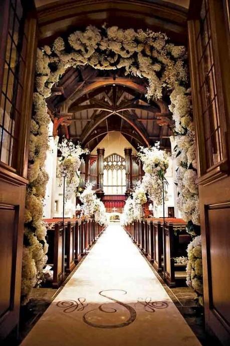 fleurs ceremonie - Cout Fleuriste Mariage