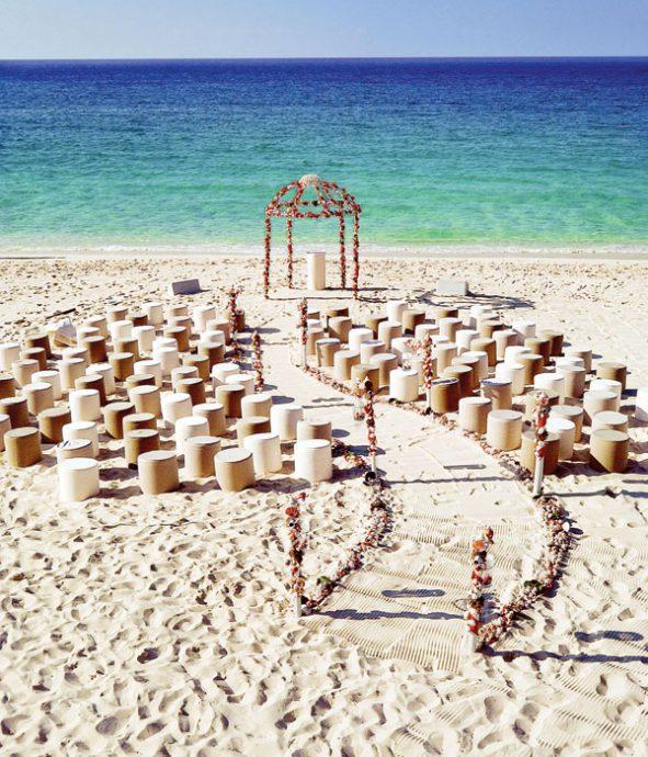 organiser mon mariage sur la plage   comment organiser la