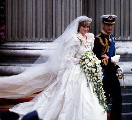 Le Prince Charles et Lady Di, 1981