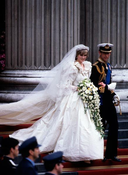 Le Prince Charles et Lady Di, 1981