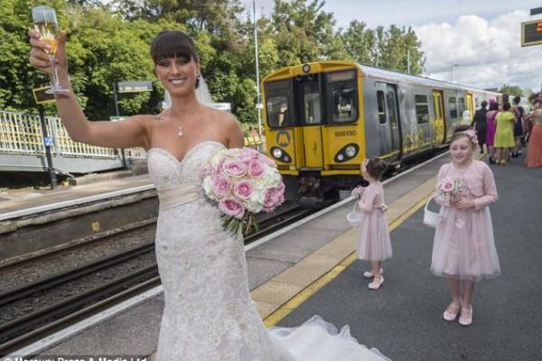 Mariage-train