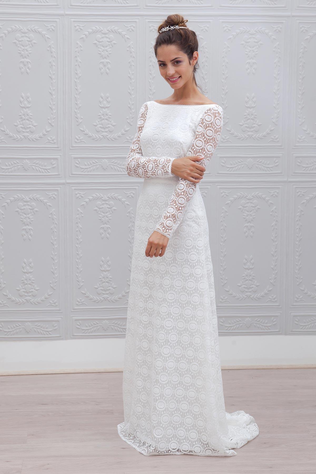 6545ac5b72759 Les robes fourreaux - Adelaide. Marie Laporte