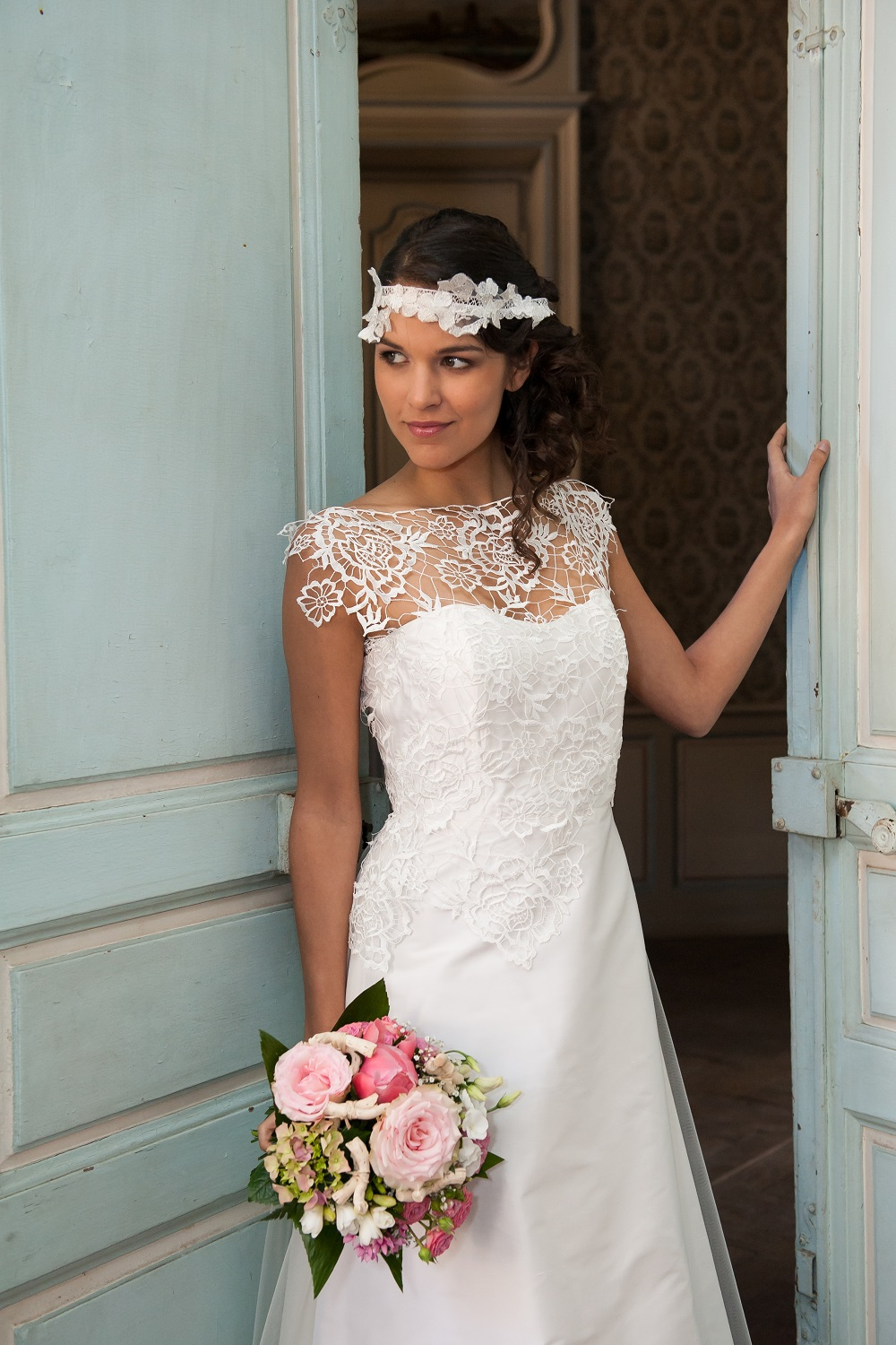 Elsa gary collection 2015 - Robe mariage champetre ...