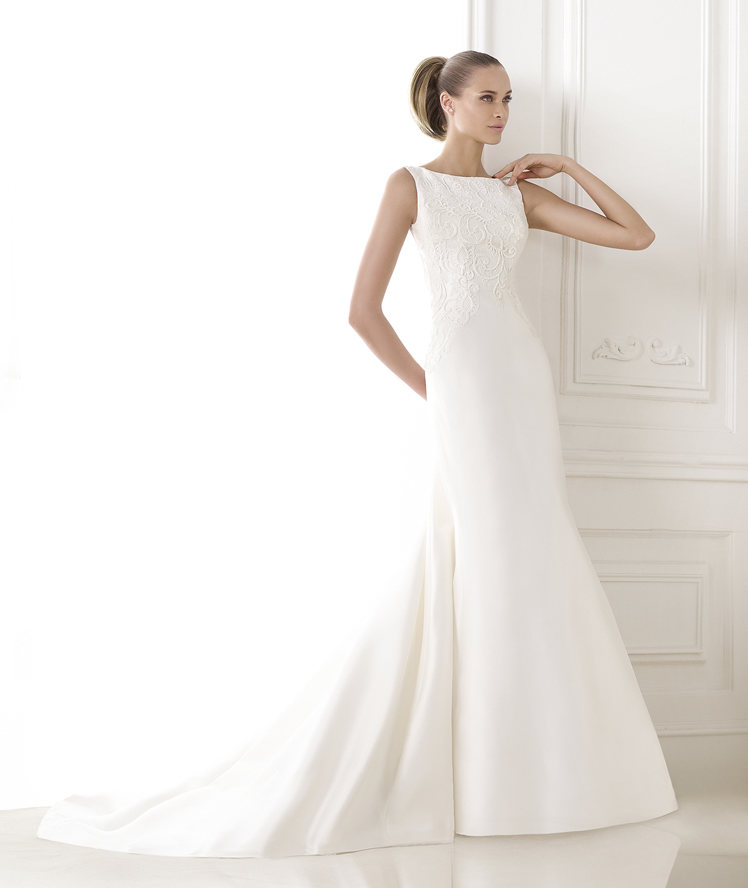 Pronovias Collection 2015 Mariage Com