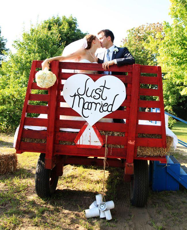 Mon mariage ambiance rustique