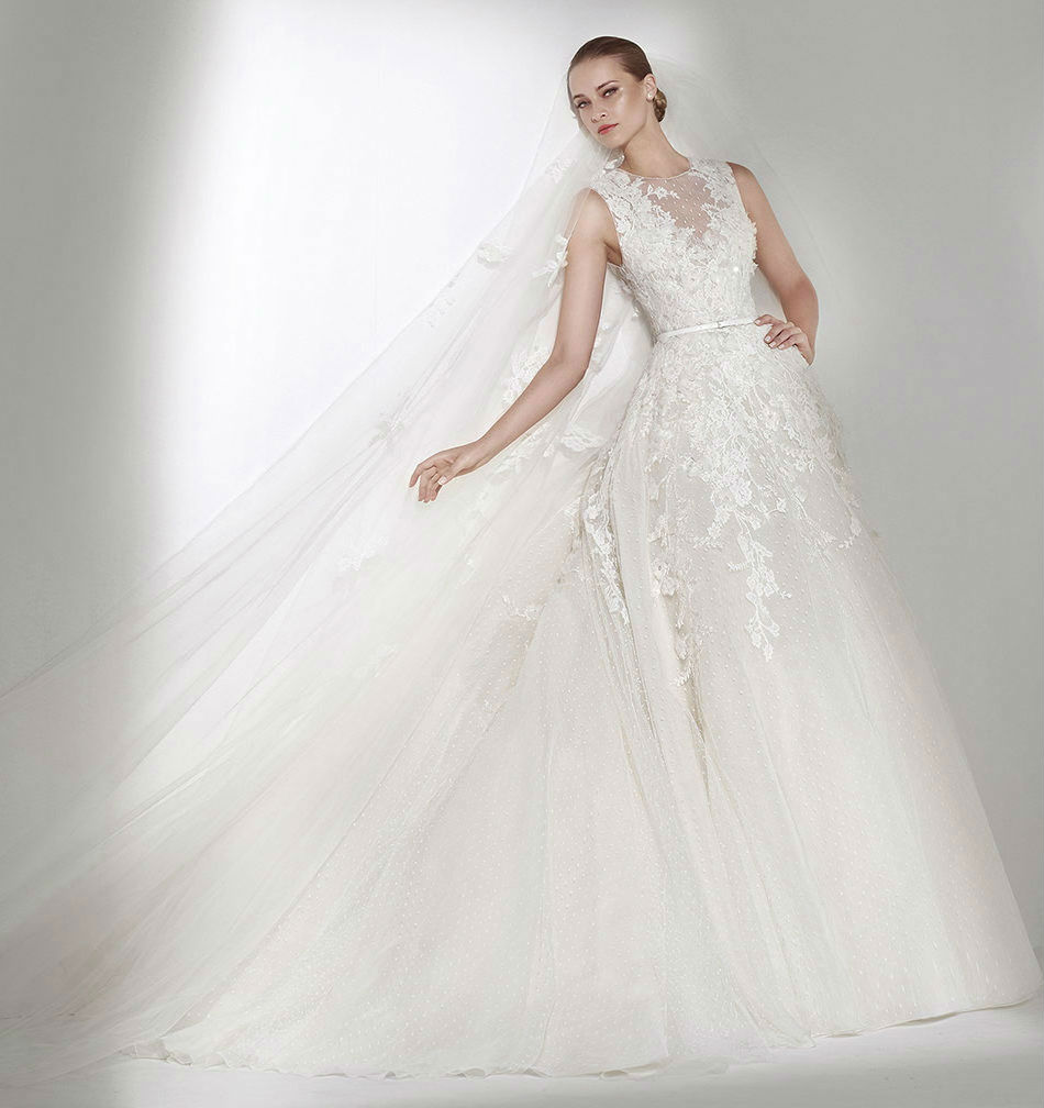 Pronovias Collection Elie By Elie Saab 2015 Mariage Com