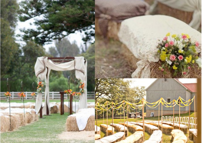 Mon mariage country chic - Mariage.com