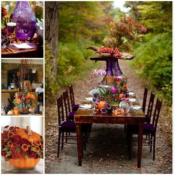 Un mariage aux couleurs de lautomne ça donne quoi ? - Mariage.com