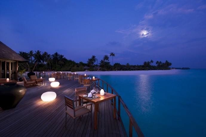 Les Maldives  escapade romantique au Sun Siyam Iru Fushi
