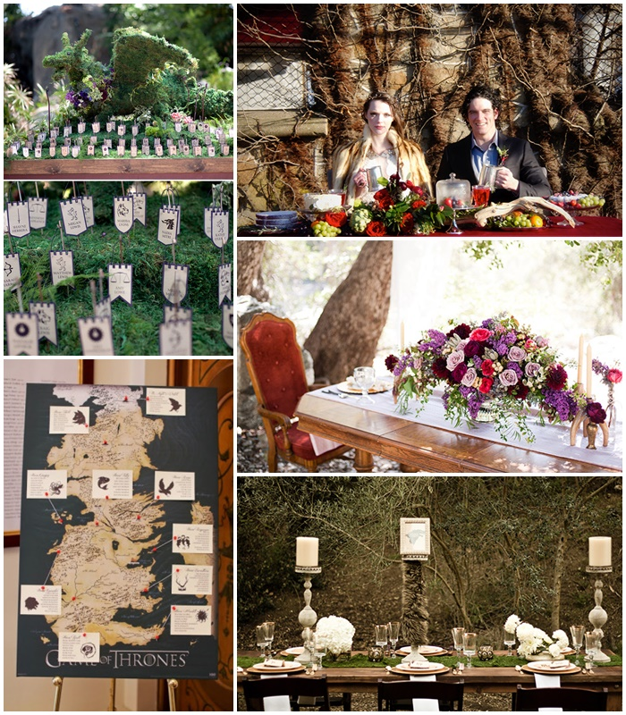 Mariage,Game,of,thrones,deco,2