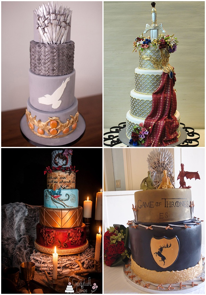 Mariage-Game-of-thrones-gateaux