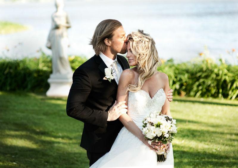 Le mariage aux couleurs méditerranéennes de Patricia et Martin